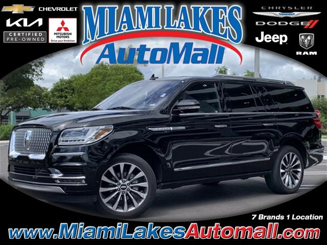 2018 Lincoln Navigator L Select for sale in Miami Lakes, FL