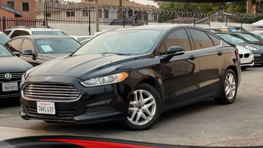 2016 Ford Fusion SE for sale in Van Nuys, CA