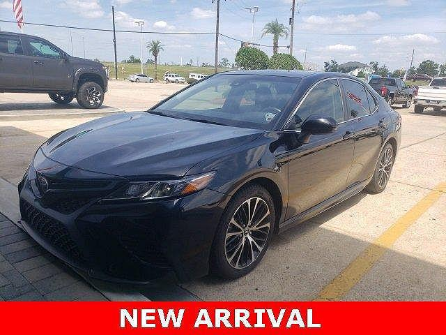 2018 Toyota Camry SE for sale in Lake Charles, LA