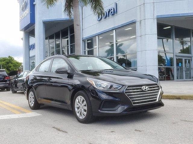 2020 Hyundai Accent SE for sale in Doral, FL