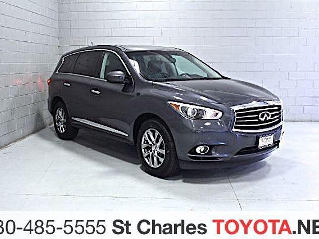 2013 INFINITI JX35 AWD 4dr for sale in Saint Charles, IL