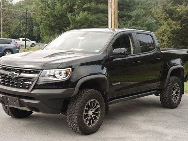 2019 Chevrolet Colorado 4WD ZR2 for sale in Waynesboro, PA