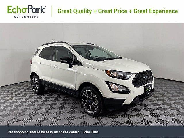 2020 Ford EcoSport SES for sale in Duluth, GA