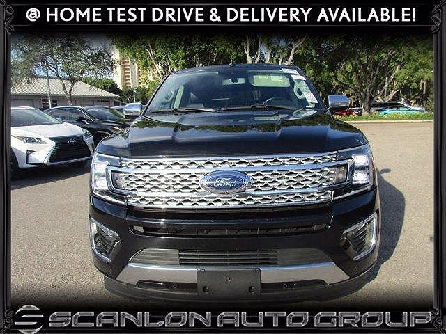 2019 Ford Expedition Max Platinum for sale in Fort Myers, FL