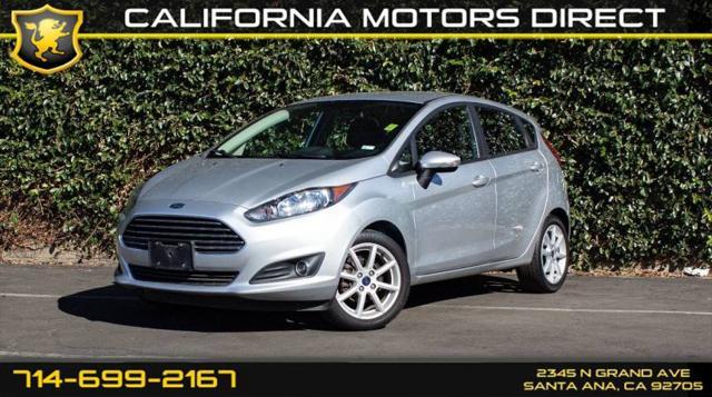 2015 Ford Fiesta SE for sale in Santa Ana, CA