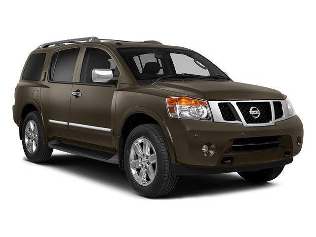 2014 Nissan Armada Platinum for sale in Muncie, IN