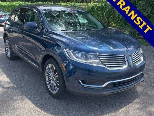 2017 Lincoln MKX Reserve for sale in Highland, IN