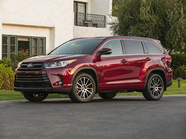 2017 Toyota Highlander XLE for sale in Suitland, MD