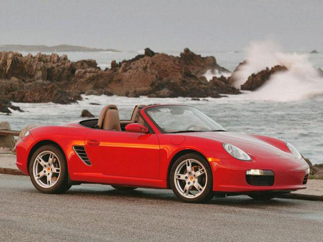 2005 Porsche Boxster 2dr Roadster for sale in Centerville, OH
