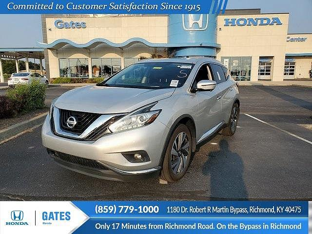 2016 Nissan Murano SL/Platinum for sale in Richmond, KY