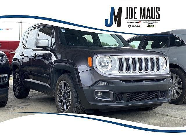 2018 Jeep Renegade Limited for sale in Albemarle, NC