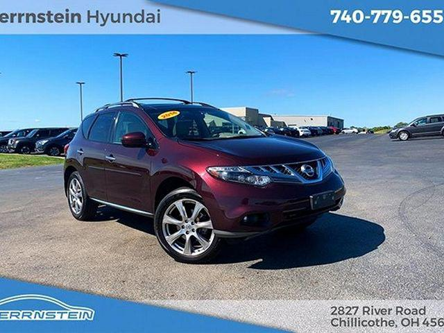 2014 Nissan Murano LE for sale in Chillicothe, OH