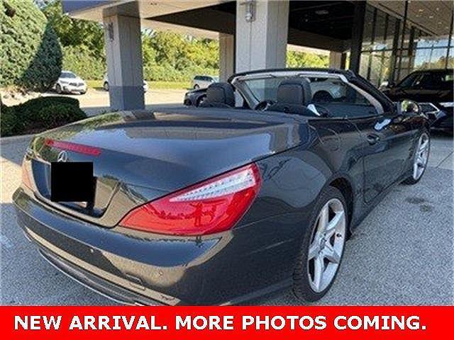 2013 Mercedes-Benz SL-Class SL 550 for sale in Libertyville, IL
