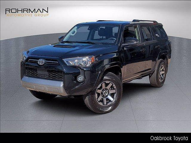 2021 Toyota 4Runner TRD Off Road Premium for sale in Westmont, IL