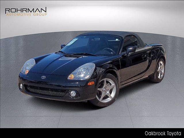 2003 Toyota MR2 Spyder Base for sale in Westmont, IL