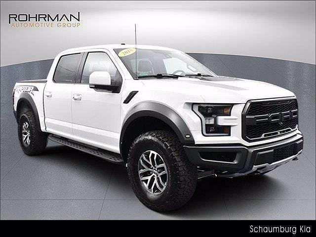 2018 Ford F-150 Raptor for sale in Schaumburg, IL