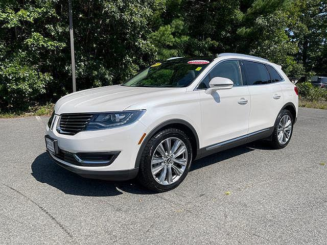 2017 Lincoln MKX Reserve for sale in Pembroke, MA