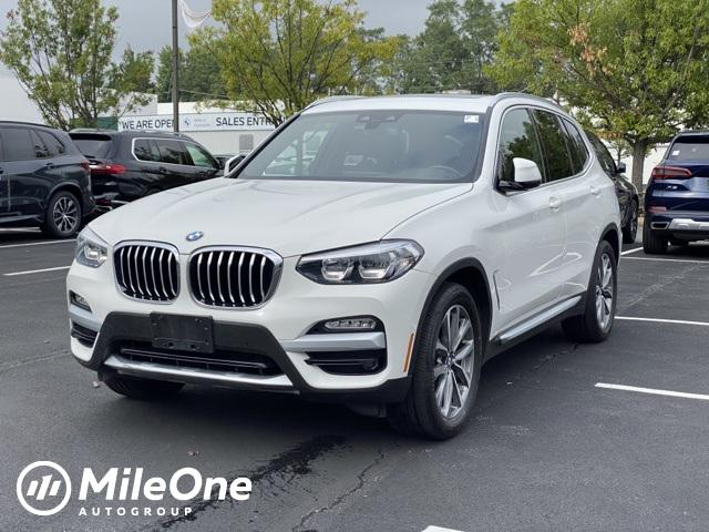 2019 BMW X3 xDrive30i for sale in Baltimore, MD
