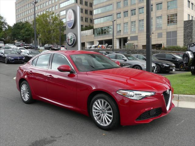 2021 Alfa Romeo Giulia AWD for sale in Vienna, VA