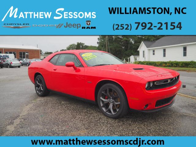 2018 Dodge Challenger R/T Plus for sale in Williamston, NC