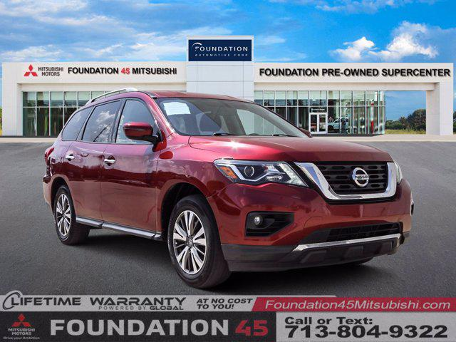 2017 Nissan Pathfinder SV for sale in Houston, TX