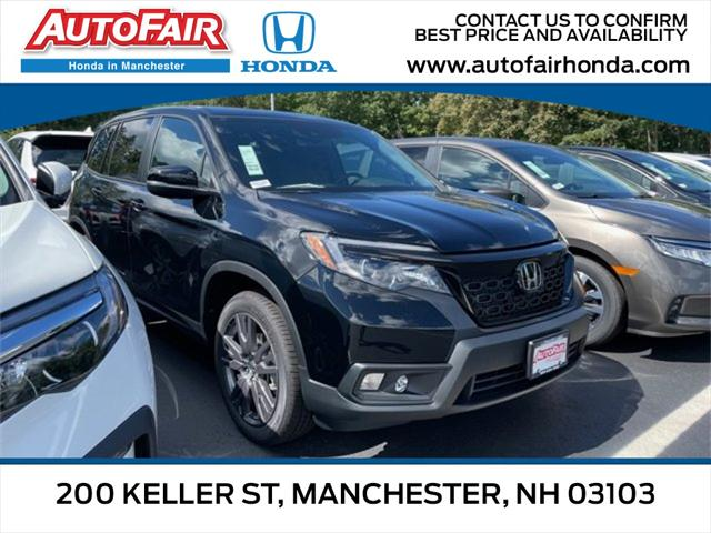 2021 Honda Passport Touring for sale in Manchester, NH