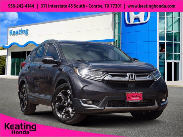 2019 Honda CR-V Touring for sale in Conroe, TX