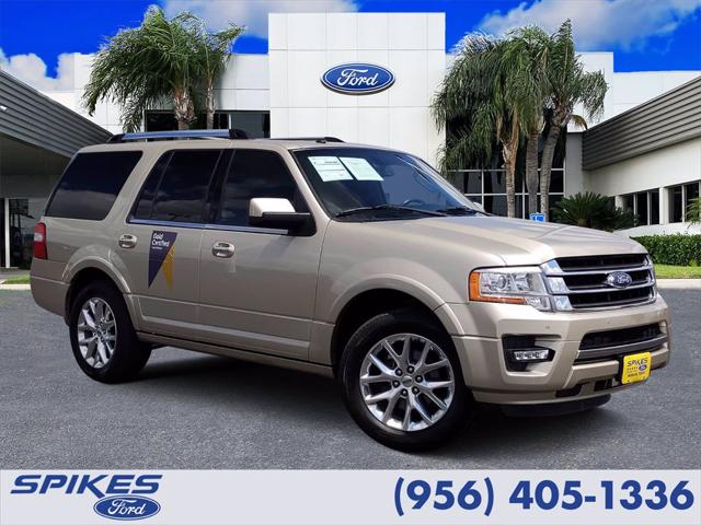 2017 Ford Expedition Limited for sale in Mission, TX