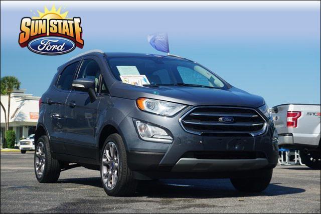2018 Ford EcoSport Titanium for sale in Orlando, FL