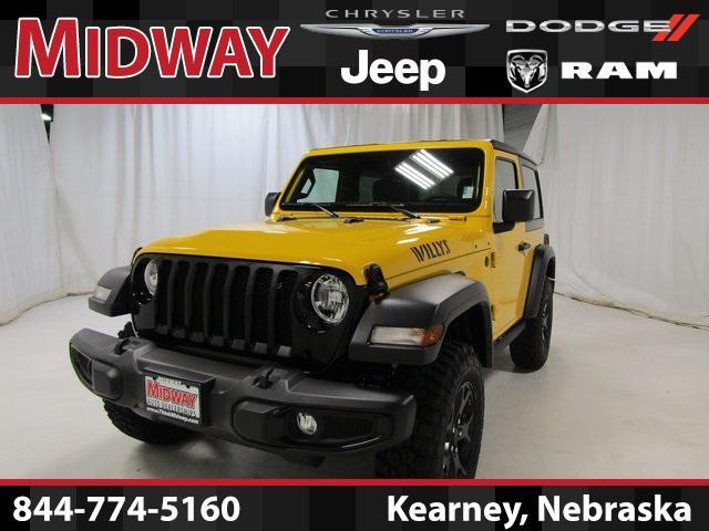 2021 Jeep Wrangler Willys Sport for sale in Kearney, NE
