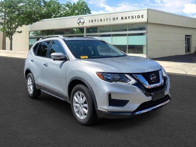 2018 Nissan Rogue SV [12]