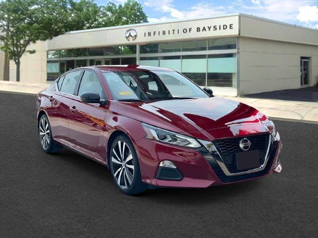 2019 Nissan Altima 2.5 SR [7]