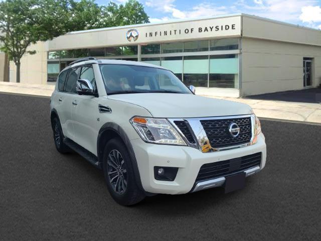 2018 Nissan Armada SL [1]