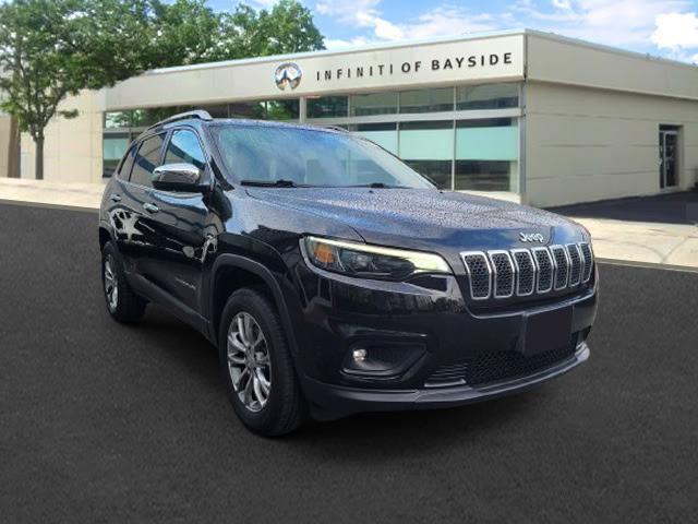 2019 Jeep Cherokee Latitude Plus [0]