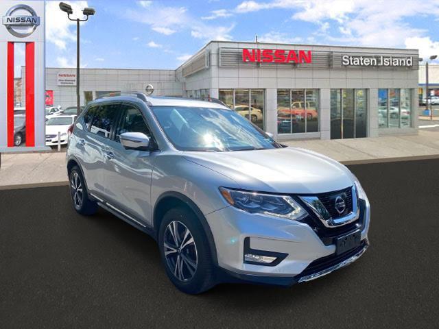 2017 Nissan Rogue SL [0]