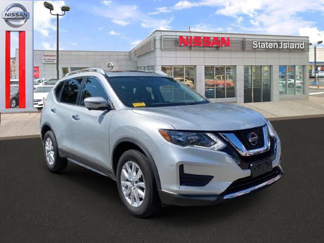 2018 Nissan Rogue SV [11]