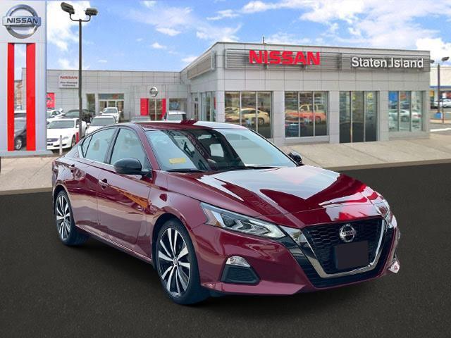 2019 Nissan Altima 2.5 SR [2]