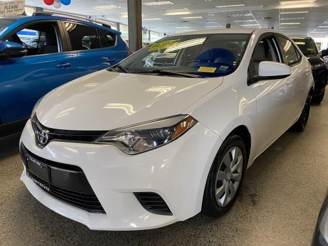 2016 Toyota Corolla LE [1]