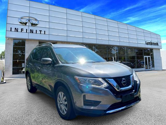 2018 Nissan Rogue SV [9]