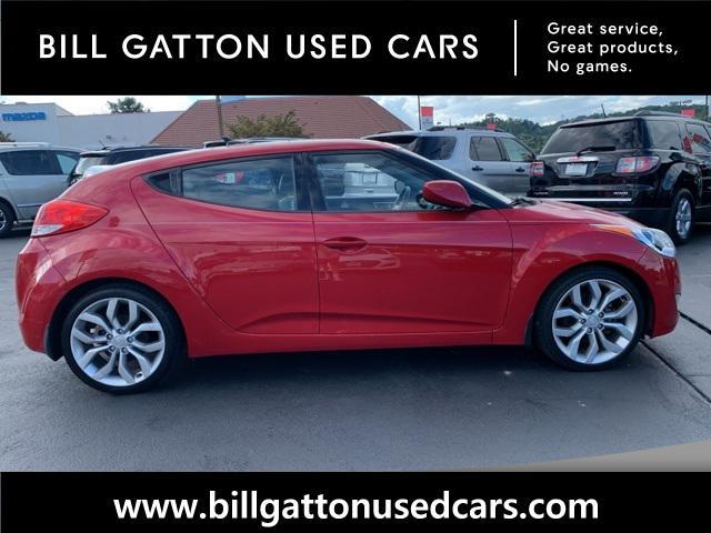 2013 Hyundai Veloster w/Gray Int for sale in Johnson City, TN