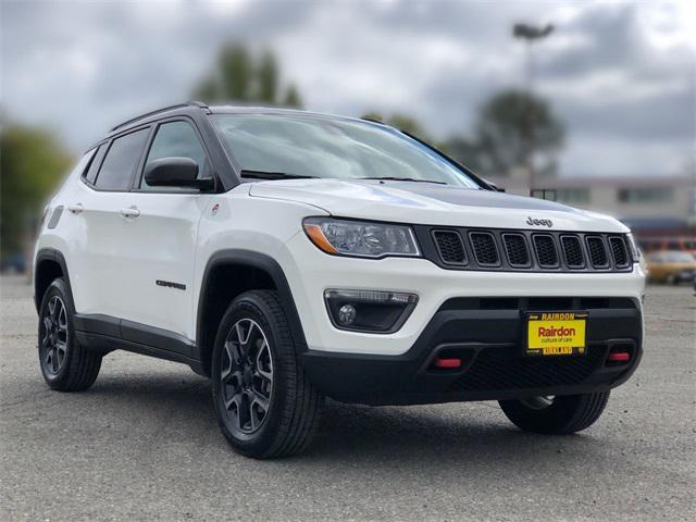 2019 Jeep Compass Trailhawk for sale in Kirkland, WA