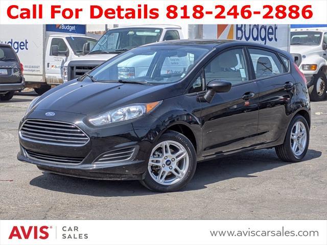 2019 Ford Fiesta SE for sale in Glendale, CA