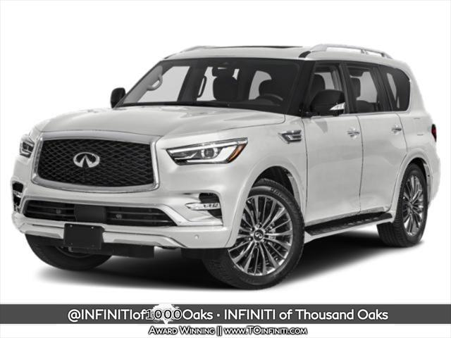 2022 INFINITI QX80 LUXE for sale in Thousand Oaks, CA