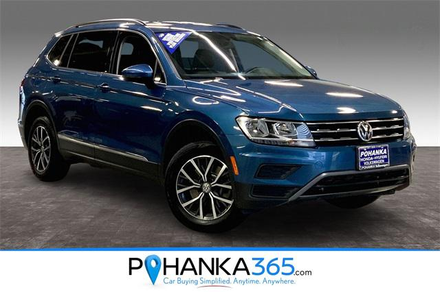 2020 Volkswagen Tiguan SE for sale in Capitol Heights, MD