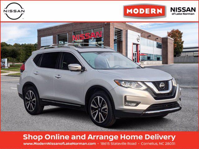2019 Nissan Rogue SL for sale in Cornelius, NC