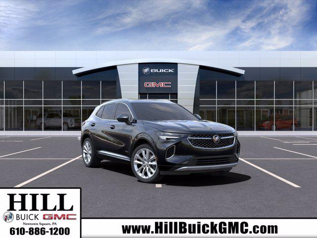 2021 Buick Envision Avenir for sale in Newtown Square, PA