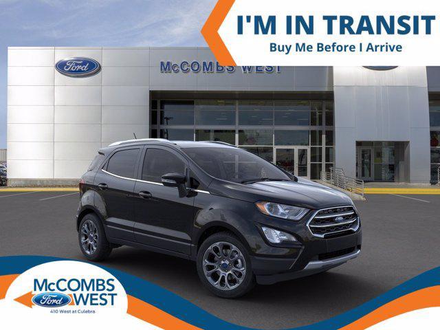 2021 Ford EcoSport Titanium for sale in San Antonio, TX