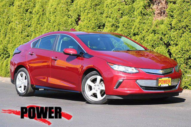 2018 Chevrolet Volt LT for sale in Sublimity, OR