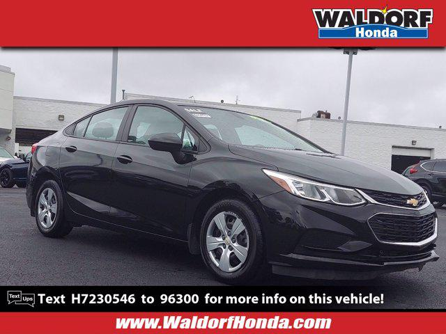 2017 Chevrolet Cruze LS for sale in Waldorf, MD