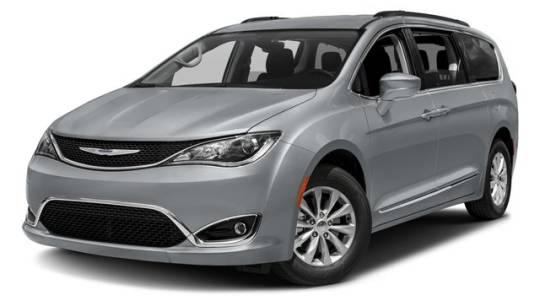 2017 Chrysler Pacifica Touring-L for sale in Ellicott City, MD